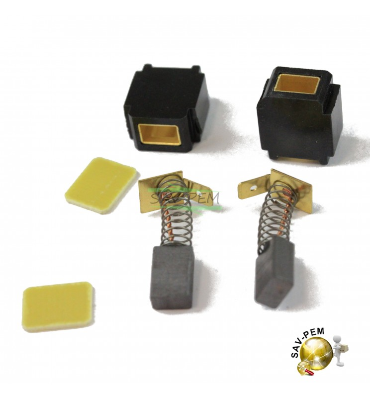 Charbons scie sauteuse SKIL 4580 - 4585