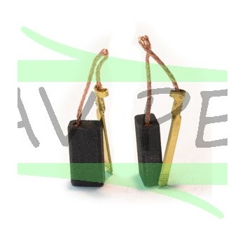 Charbons pour meuleuses SKIL / BOSCH PWS 600