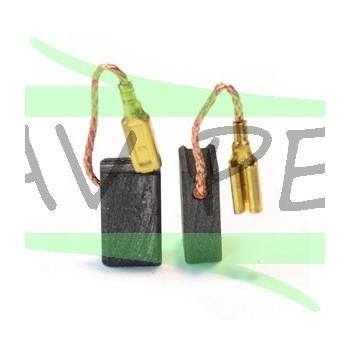 Charbons perceuses / visseuses BOSCH GSR 6-45 TE
