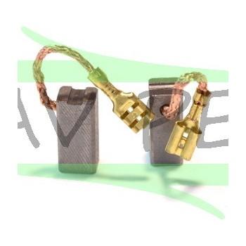 Charbons pour scie sans fil BOSCH GSA18VE- GKS18V-LI