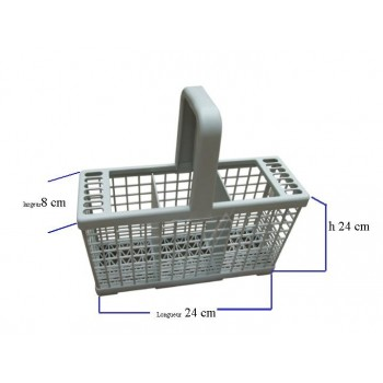 Panier à couverts lave vaisselle BRANDT - THOMSON - VEDETTE