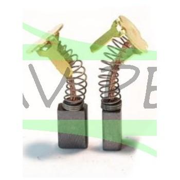 Charbons pour clé à choc BOSCH GDR14,4 V