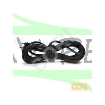 Cable 3m PVC pour petit éléctroportatif