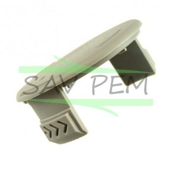 Couvercle pour coupe bordure RYOBI RLT183113