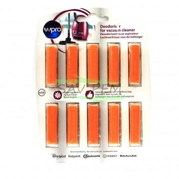 Désodorisant FLOREAL ACT200 WPRO pour tous les aspirateurs