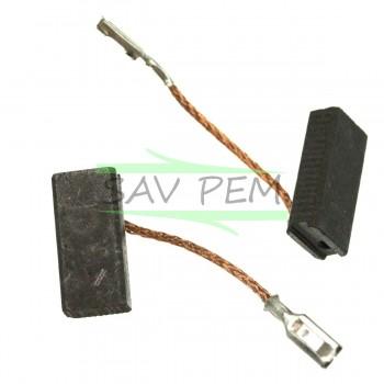 Charbons pour Perceuse Perforateur HILTI TE2 - TE2-M