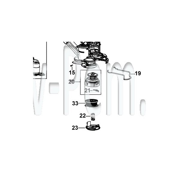 Black /& Decker GLC3630 Guide de blocage de bobine pour coupe-bordure sans fil