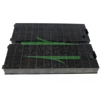 Filtres à charbon type CR240 X2 hottes AIRLUX, GLEM AHB29, AHB9, AHI98