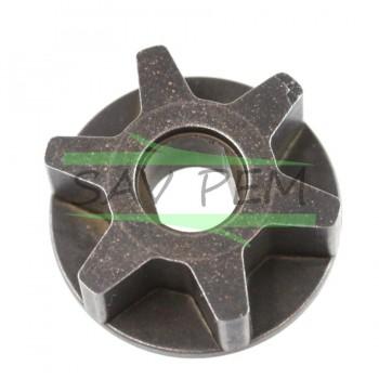 Pignon metal pour tronconneuses MC CULLOCH
