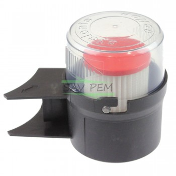 Bac collecteur poussière lime Black & Decker KA902E
