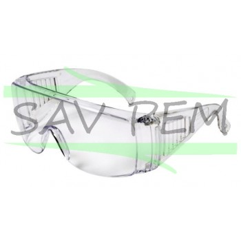 Lunettes de protection, modèle professionnel EN166 S