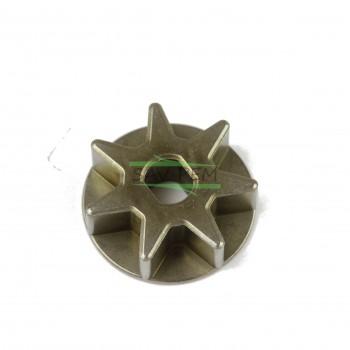 Pignon métal pour les tronçonneuses RYOBI RCS1835