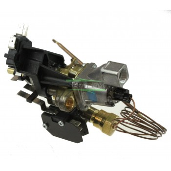 Robinet thermostatique Z011U61, AIRLUX  AFGC310BK, AFGC310IX, AFSCW21BKN