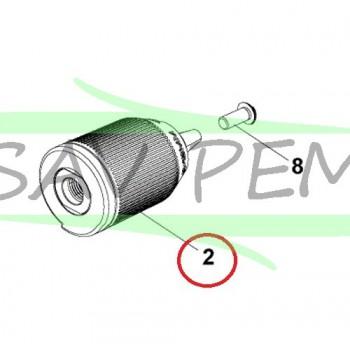 Mandrin 90530655 BLACK & DECKER HP188F4, EGBHP146, EGBHP148, EGBHP188