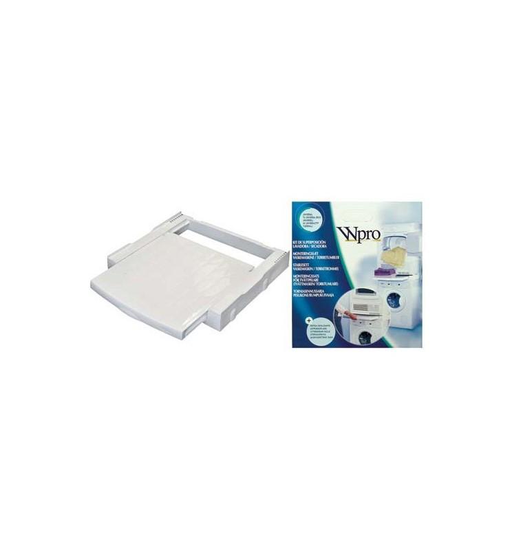 Kit de superposition pour sèche linge