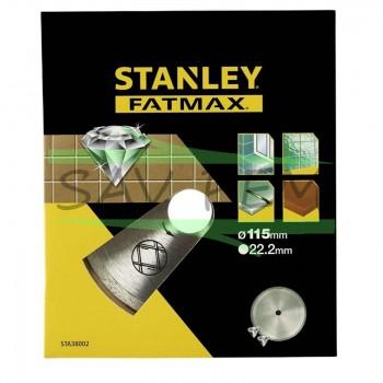 STA38002 - Disque diamant à bord continu diamètre 115mm