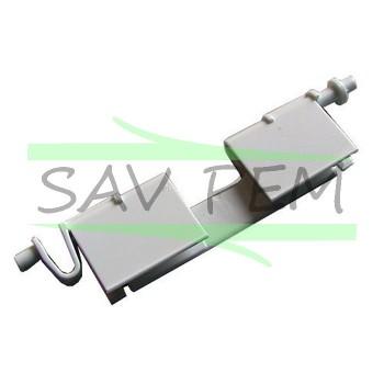 Ressort de poignée 639830 pour porte freezer ARI20MA, RMF200A, XRI20A