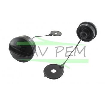 Bouchon de réservoir adaptable STIHL BG106, BG72, BG75, BT106, BT120C