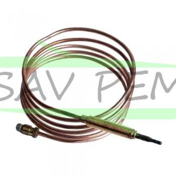 Thermocouple bas pour cuisinières GLEM XCC640GC - XCC911 - XCC921GC