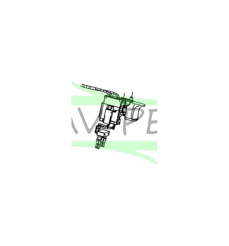 Gâchette interrupteur visseuse RYOBI LDD1802