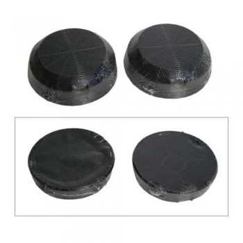 Filtres charbons 484000008784 X 2 pour  hottes FAURE FHC60131