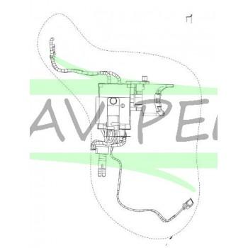 Interrupteur perceuse sans fil RYOBI R18PD3
