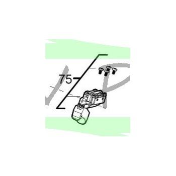 Interrupteur scie circulaire AEG Powertools BKS18BL
