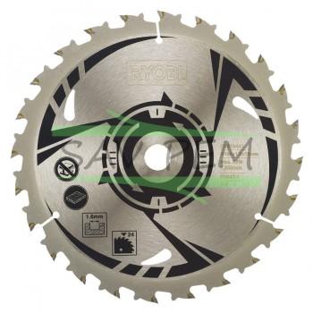 Lame RYOBI pour scies circulaires 184 mm