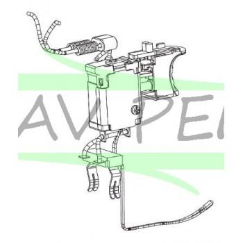 Interrupteur perceuse RYOBI R18DD2 - R18PD2