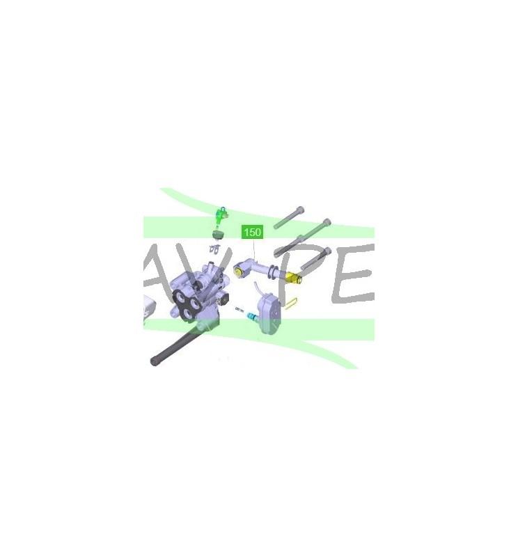 Sortie haute pression nettoyeur haute pression KARCHER K5 Full Control 1.324-500.0