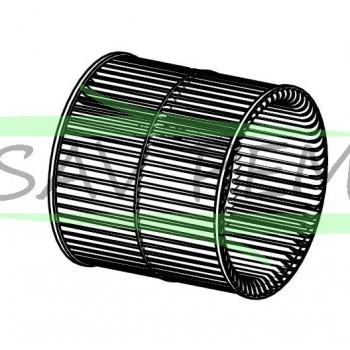 Turbine AIRLUX Z1330435713 pour les hottes modèles AHG570IX, AHG770IX
