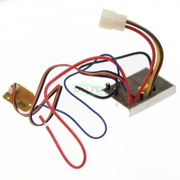 Platine électronique tondeuses RYOBI RLM18C34H25 - OLM1834H