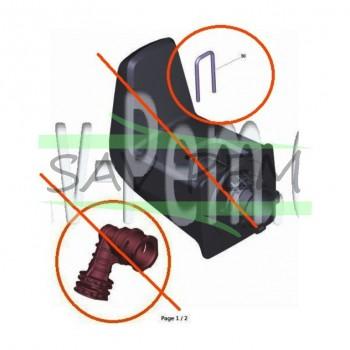 Bride de fixation KARCHER 9.039-520.0 pour HP série K4 FULL, K5 FULL