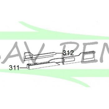 Butée de scie à onglet AEG PS254L