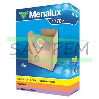 Sacs aspirateurs MENALUX 1770P DELONGHI - ELECTROLUX