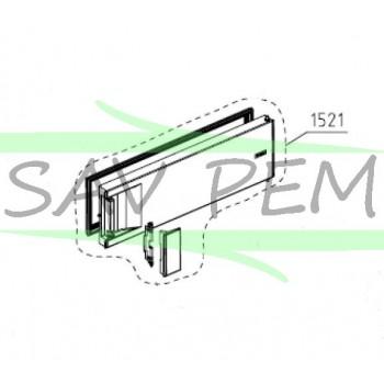 Portillon de freezer réfrigérateur AIRLUX ART131A