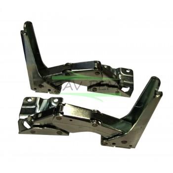Charnières  X2 pantographes pour réfrigérateur AIRLUX modèle RMF30A