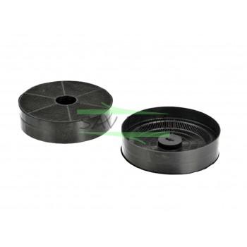 Filtres à charbon CR700 x 2 d'origines AIRLUX pour hotte AHW880