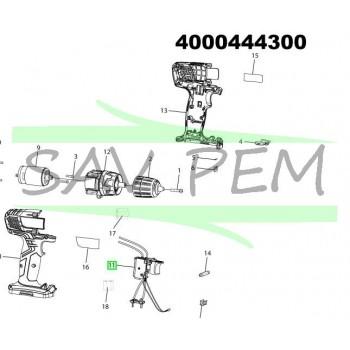 Interrupteur perceuses / visseuses sans fil RYOBI R12SD