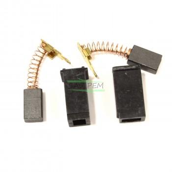 Charbons pour scie sabre STANLEY FME365, BLACK & DECKER RSP1050