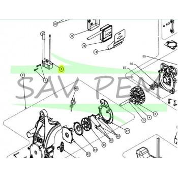 Turbine pour souffleur RYOBI RBL30BPT