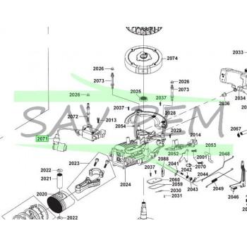 Bobine d'allumage pour tondeuse RYOBI modèle RLM4114