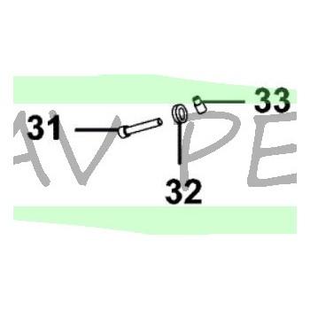 Tendeur de chaîne élagueur BLACK & DECKER PS7525
