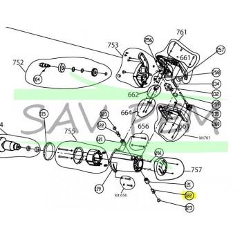 Charbon scie à onglet RYOBI modèle EMS1426L