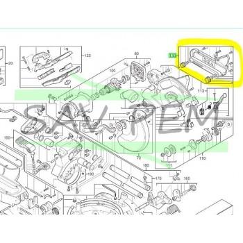 Ensemble courroie et pignons scie à onglet AEG PS305DG
