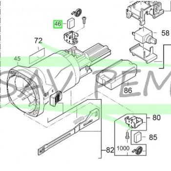 Charbon meuleuse AEG WS13-125SXE