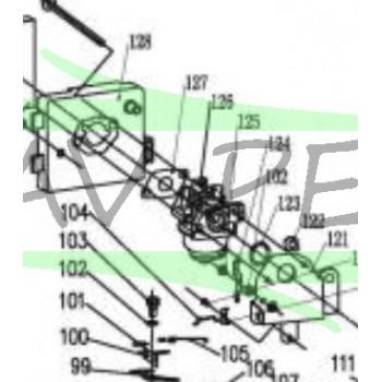Joint de carburateur moteur GREATLAND GY1P65F