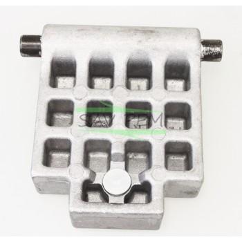 Volet EINHELL 343056101024 pour broyeurs électriques à végétaux BG-RS2845/1CB