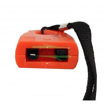 Clé de sécurité 1004705-81 tondeuses BLACK & DECKER CLM5448PC2, CLMA4820L2