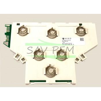 Clavier de commande table de cuisson AIRLUX ATIN3